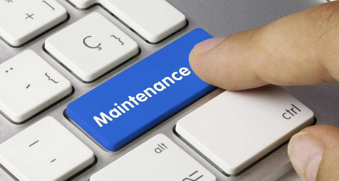 Entretien et maintenance informatique